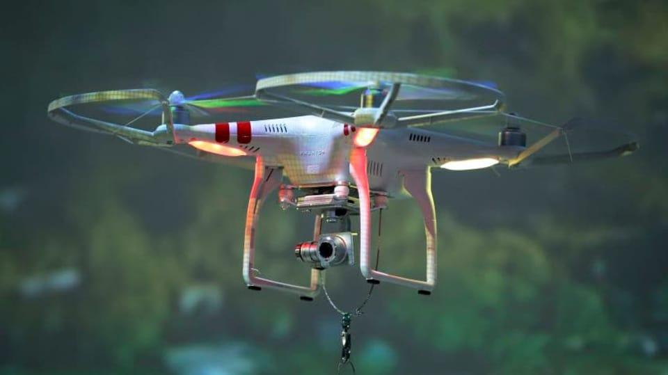 Francouzský sebevražedný dron