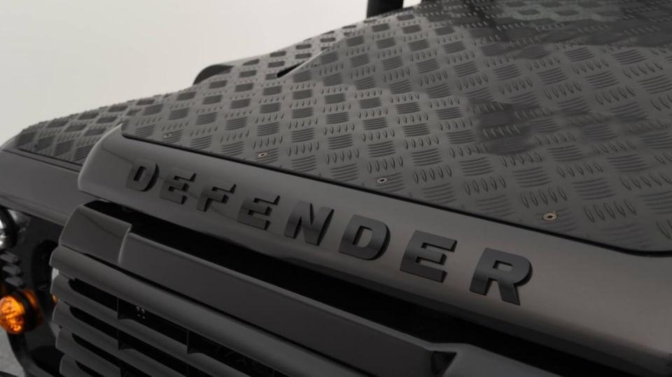 Land Rover Defender v úpravě od Startech. 2