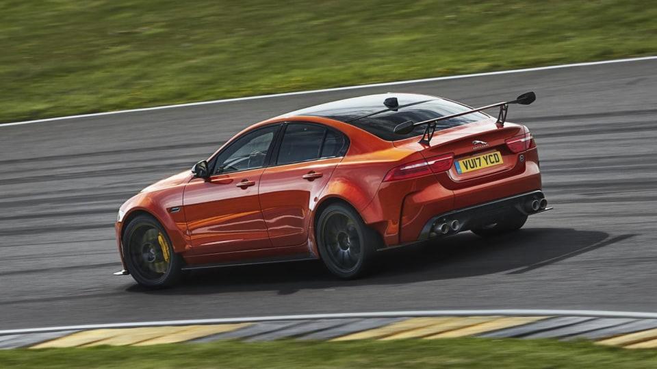 Project 8, nejsilnější Jaguar všech dob 9