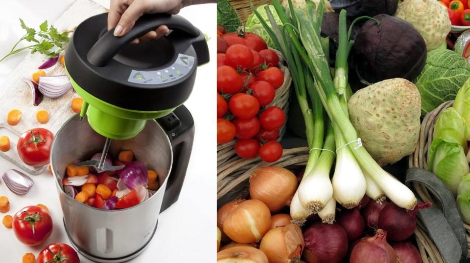 Báječní pomocníci do kuchyně, kteří vám uspoří čas a pomohou se zdravím celé rodiny 6
