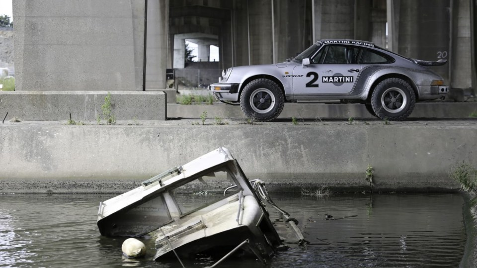 Porsche 911 SC Safari  2