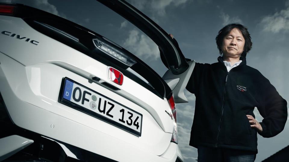 Nejrychlejší předokolka je Civic Type R - Obrázek 18