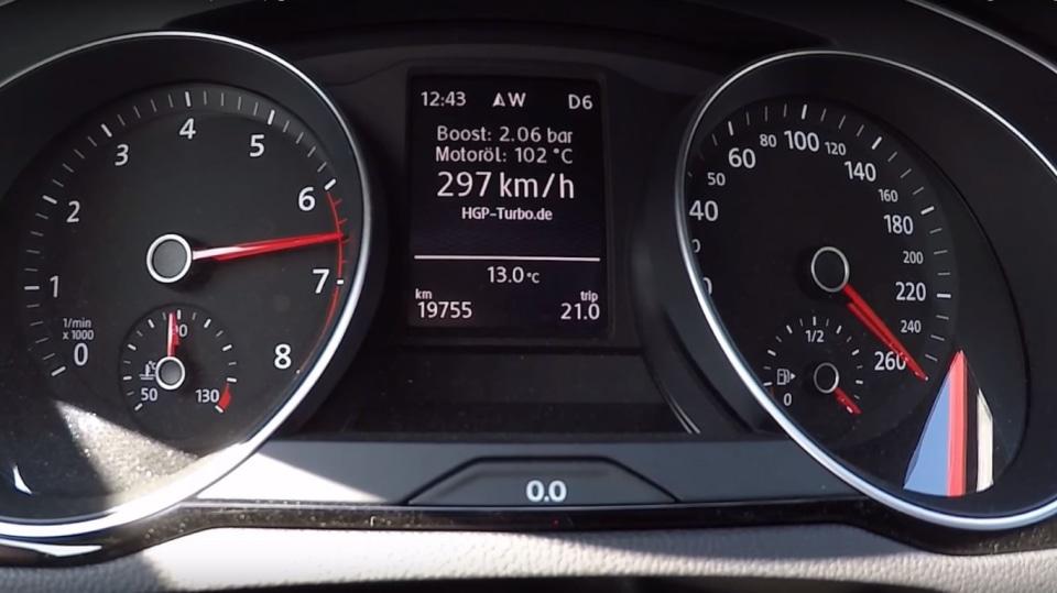 VW Passat 2.0 TSI HGP 3
