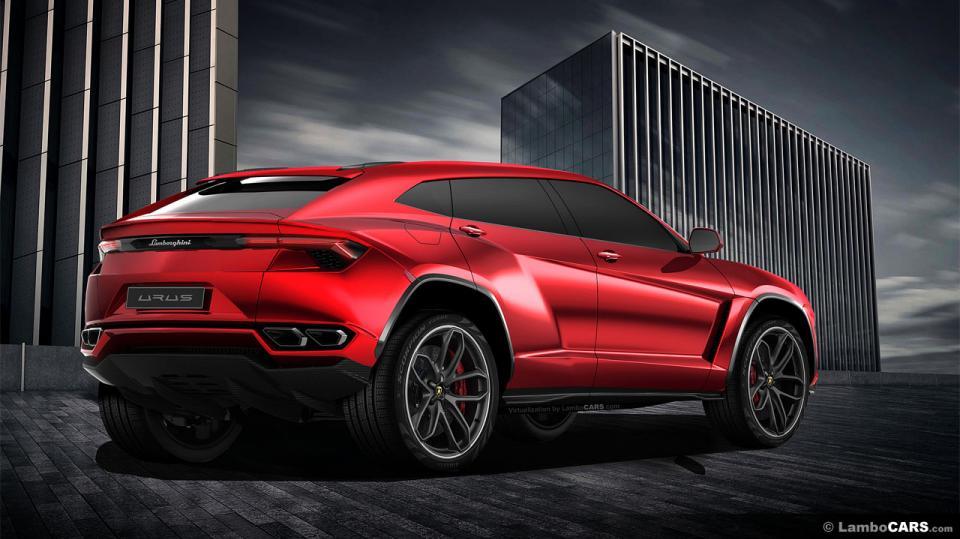 Lamborghini Urus má zaujmout ženy - Obrázek 20