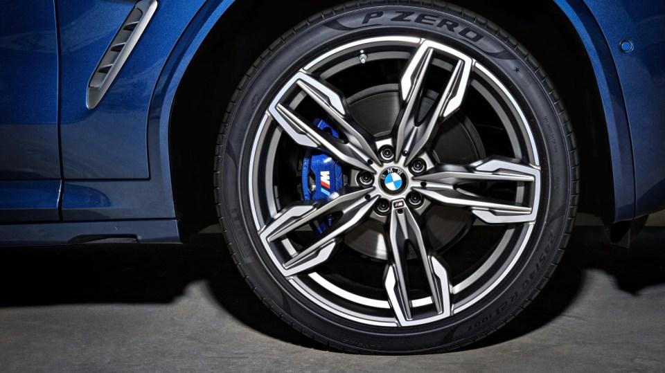 Nové BMW X3 5