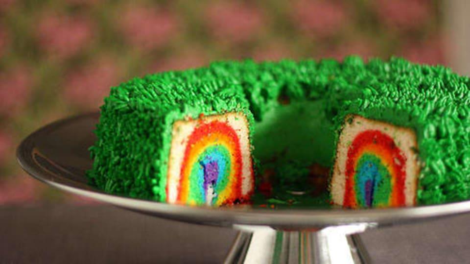 Tenhle dortík vypadá docela lákavě