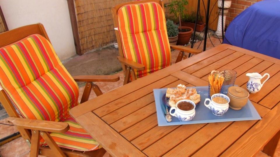 Zahradní nábytek: Jak opravit dřevěné křesílko
