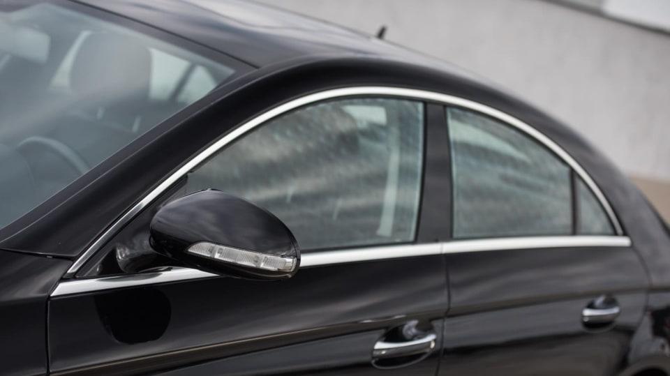 Mercedes-Benz CLS 320 CDI exteriér 6