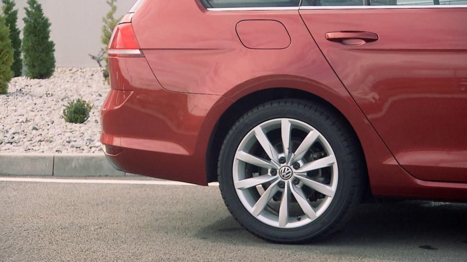 Test ojetého VW Golf 4
