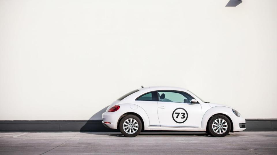 Volkswagen Beetle 1.2 TSI exteriér 1