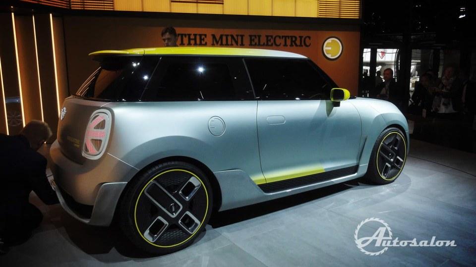 MINI Electric Concept 3