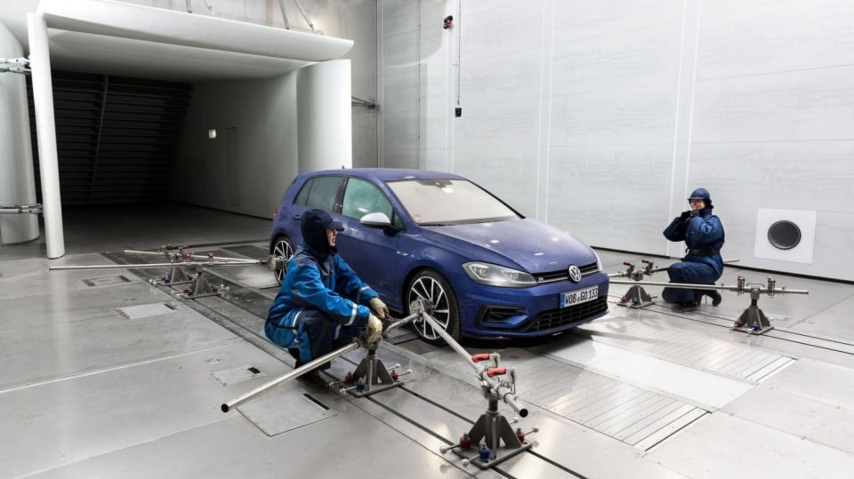 Wind Tunnel Efficiency 4