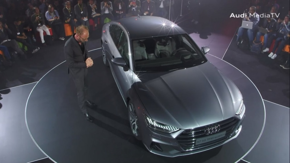 Audi A7 2018 23