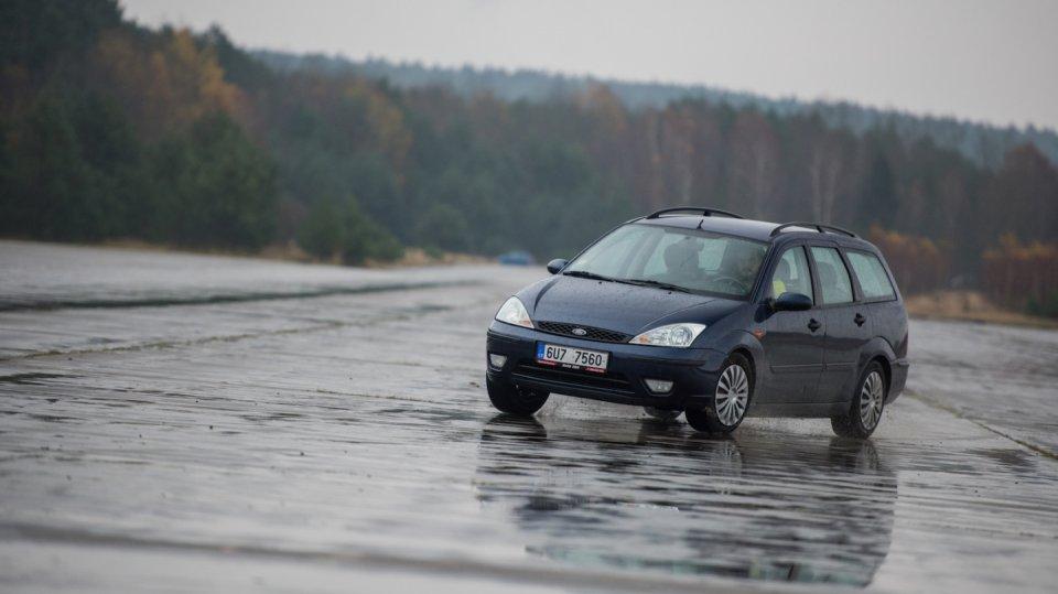 Ford Focus Combi 1.8 TDCI jízda 1