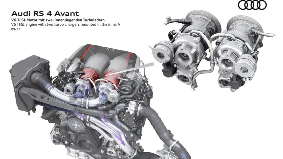 Audi RS4 Avant 28