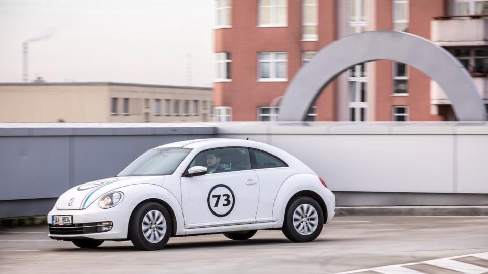 Volkswagen Beetle 1.2 TSI jízda 2