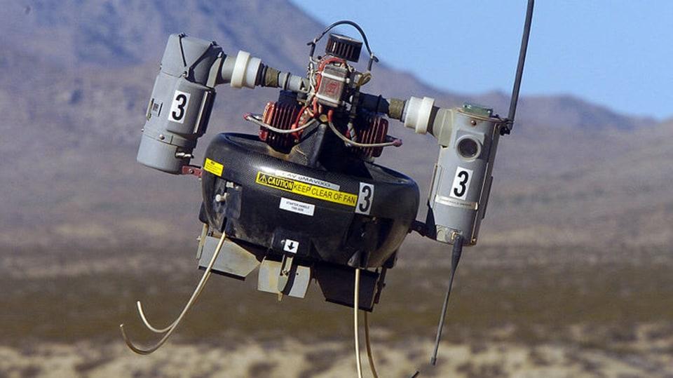 Jsou mikrodrony zneužitelné?