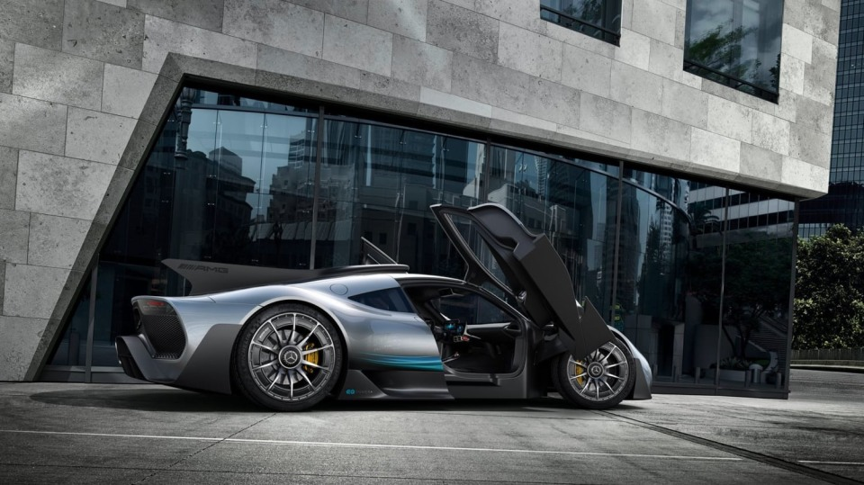 Mercedes-AMG Project ONE 3