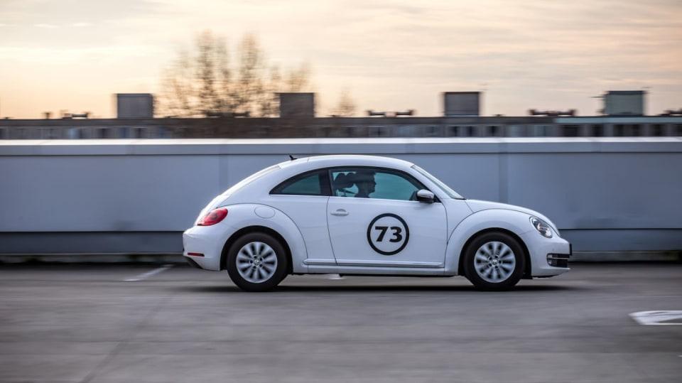Volkswagen Beetle 1.2 TSI jízda 1