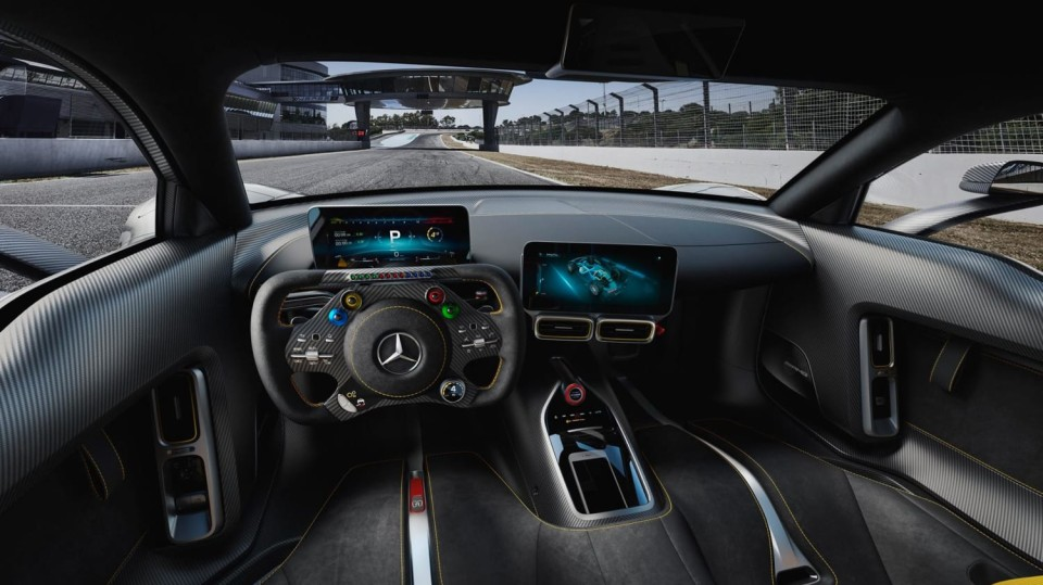 Mercedes-AMG Project ONE 7