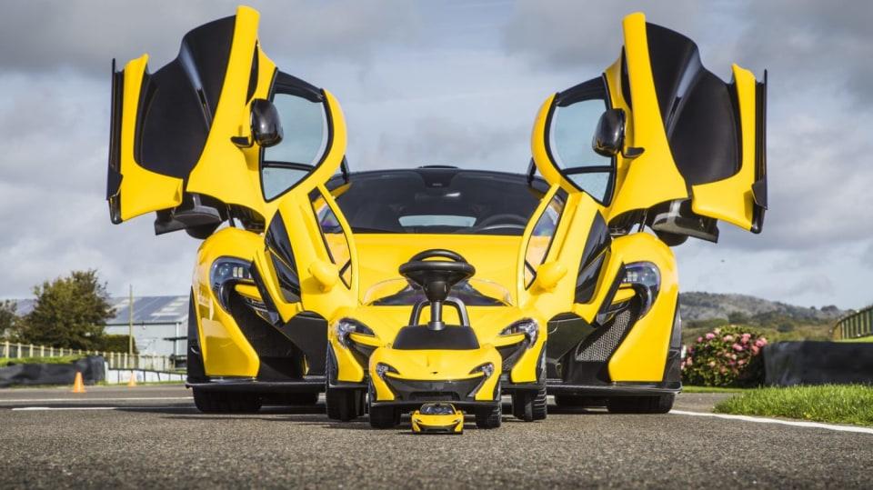 McLaren P1 5th anniversary 1