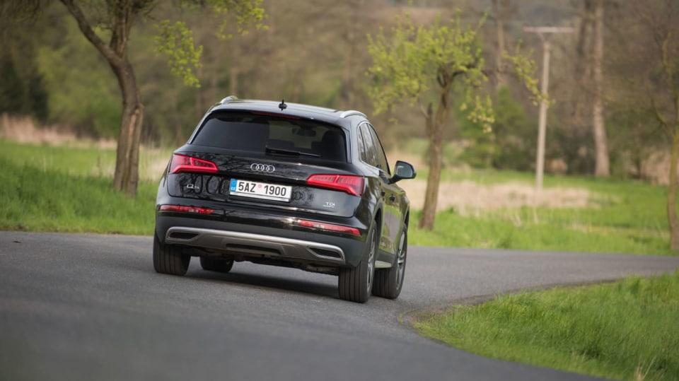 Nové Audi Q5 v pohybu 5