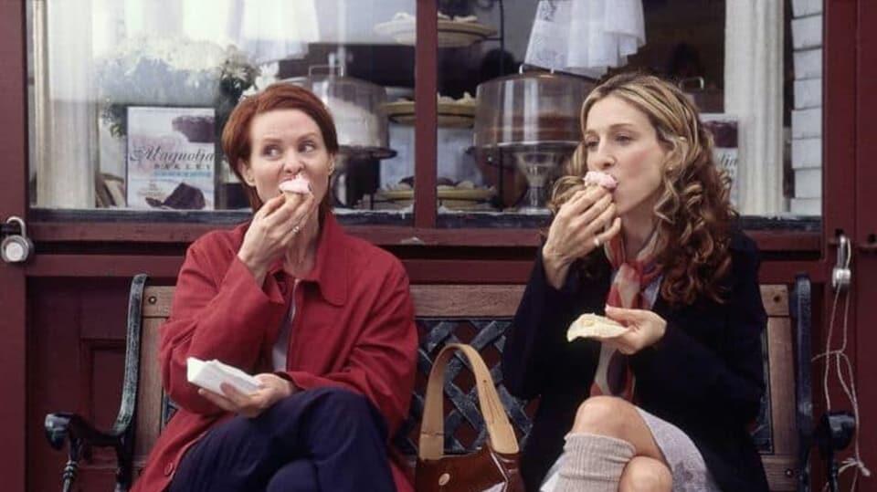Sex ve městě - Slavné pekařství s cupcaky se objevilo i v seriálu