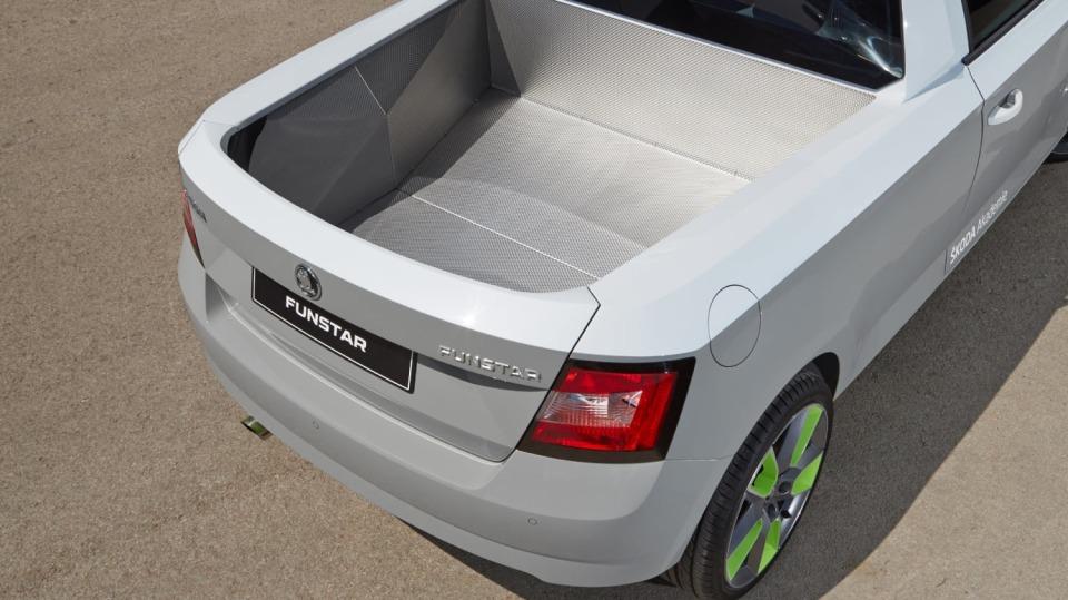 Koncept Škoda FunStar z roku 2015 5