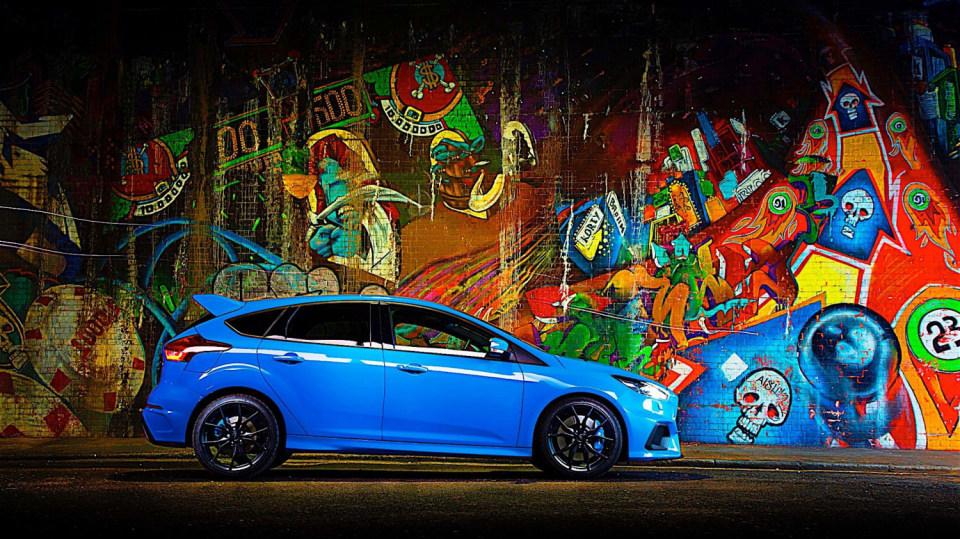 Focus RS po úpravách od Montune nabídne 400 koní. 3