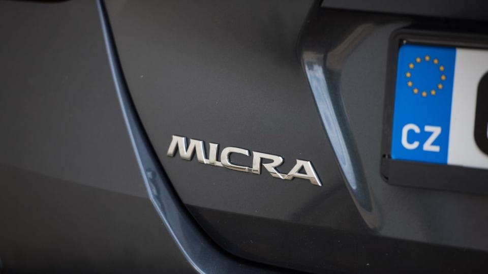 Nissan Micra 0.9 IG-T exteriér 6