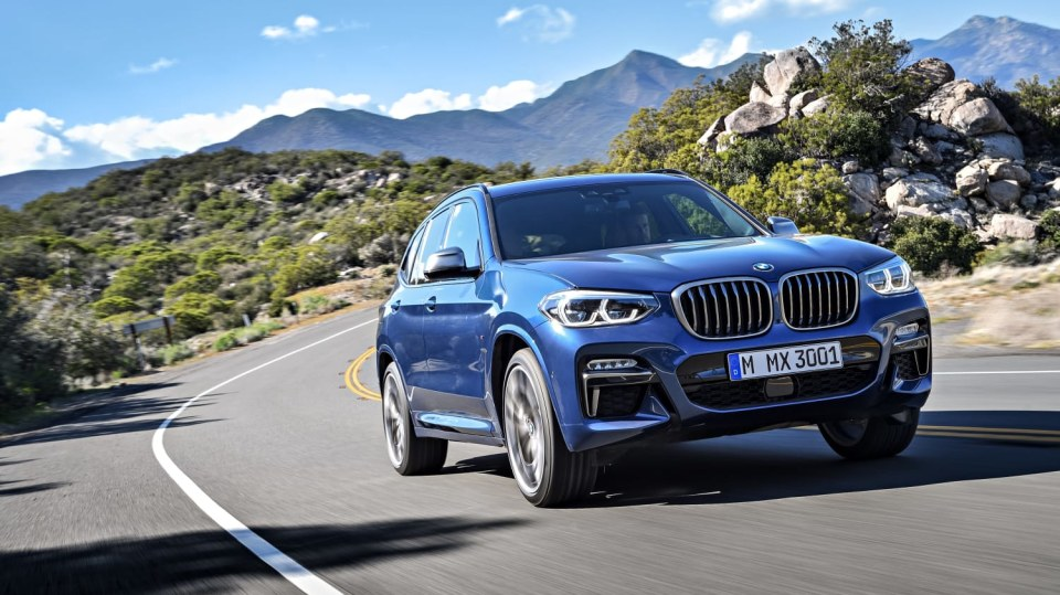 Nové BMW X3 23