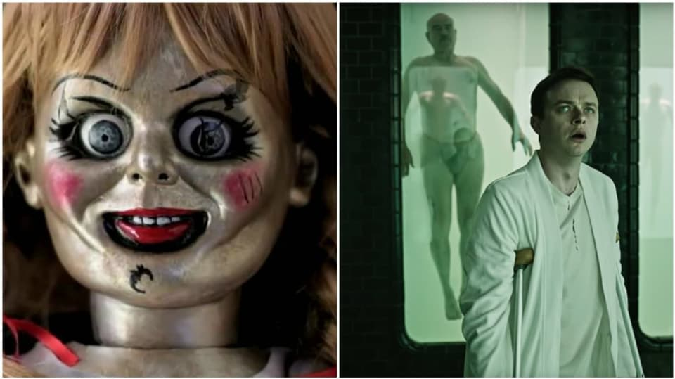 Annabelle 2 / A Cure for Wellness