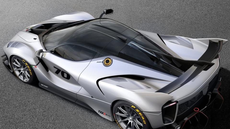 Ferrari FXX K Evoluzione 7