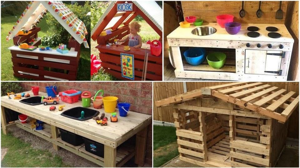 Zahradní nápady pro děti