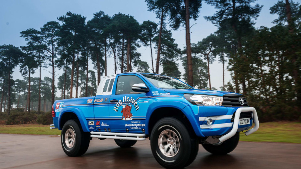 Toyota Hilux Bruiser 5