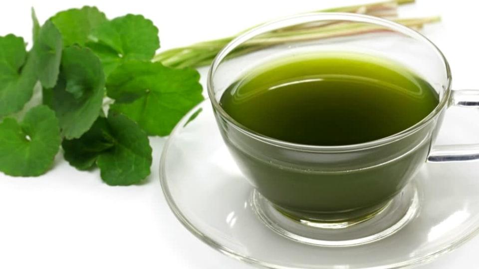 Účinná bylina proti demenci se Gotu kola. Připravuje se z ní čaj a extrakt.