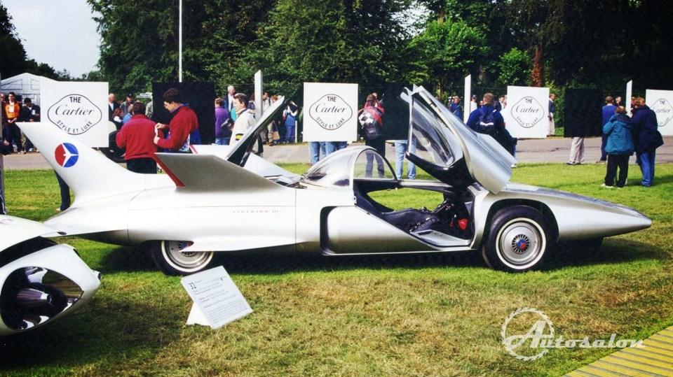 GM Firebird III - Vzpomínka na budoucnost 4