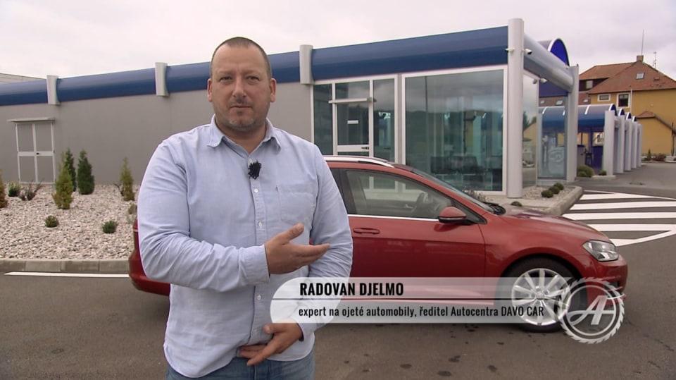 Test ojetého VW Golf 3