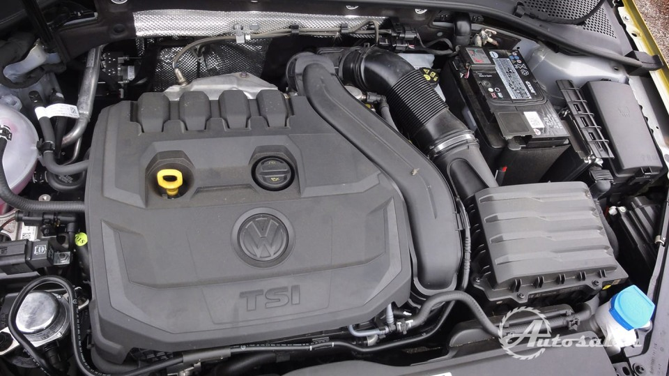 VW Golf Variant 1,5 TSI 6