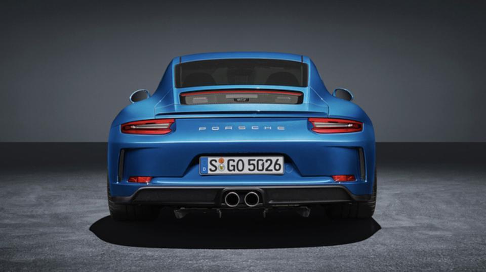 Porsche 911 GT3 Touring 3