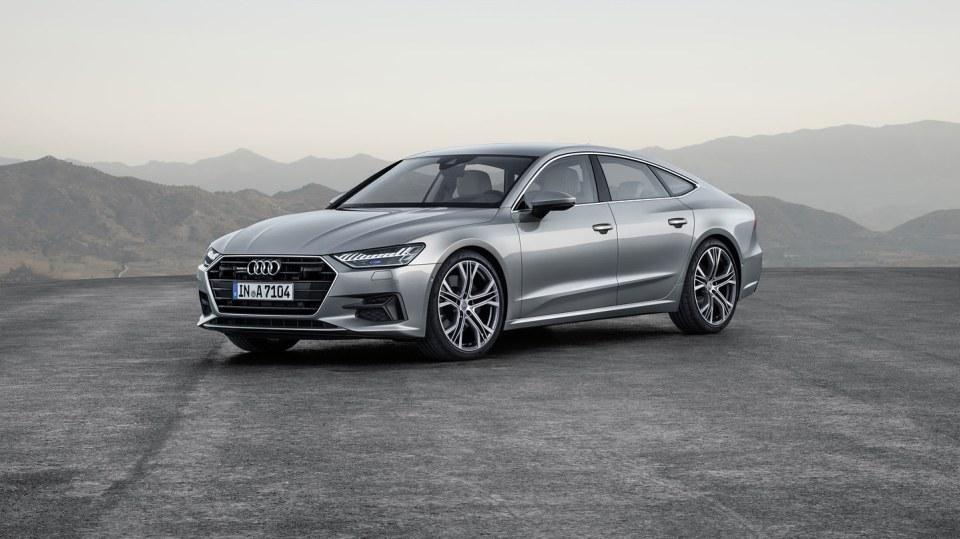 Audi A7 2018 14