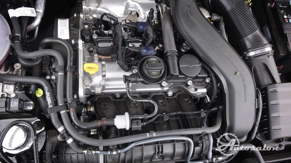 VW Golf Variant 1,5 TSI 5