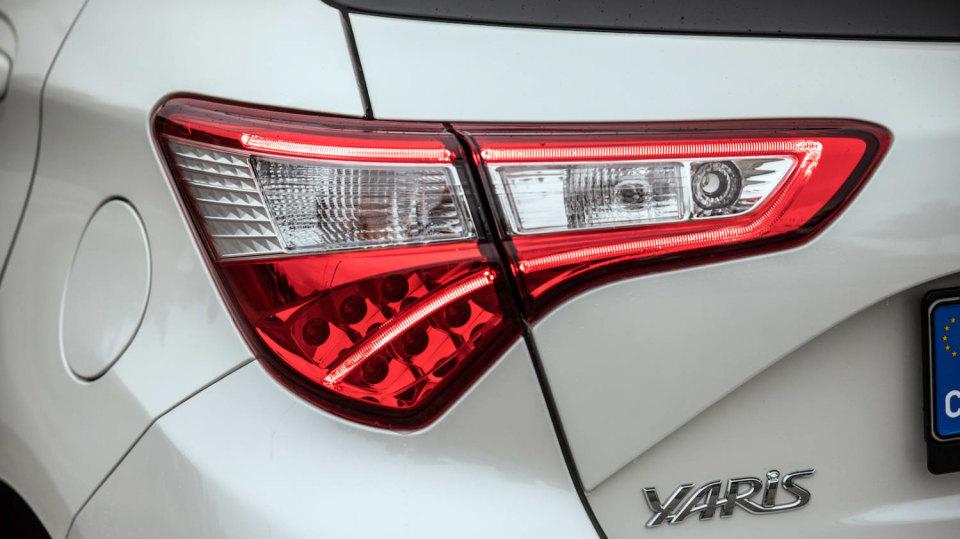 Toyota Yaris 1.5 VVT-iE exteriér 8