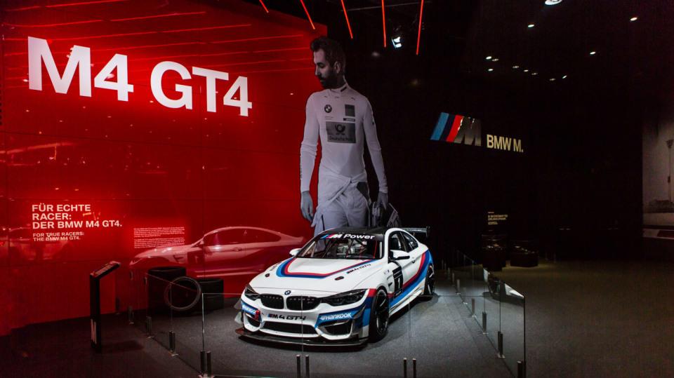 Novinky BMW na stánku ve Frankfurtu. 10
