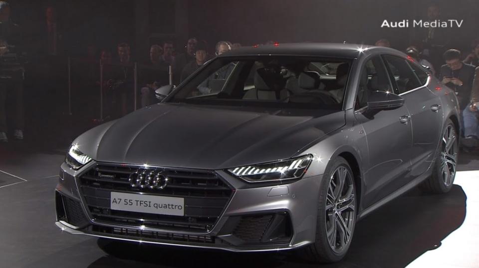 Audi A7 2018 1