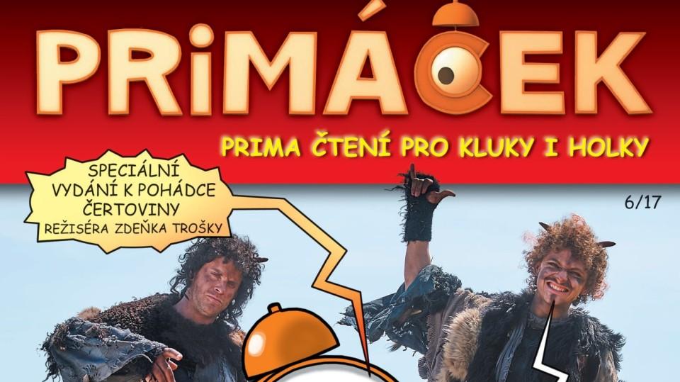 časopis Primáček
