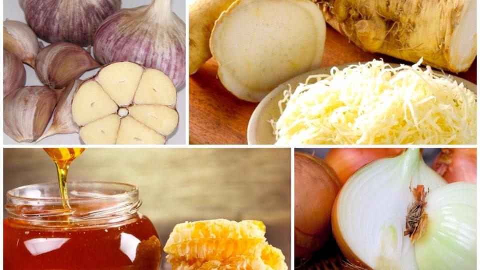 Bacilobijci (nejen) ze zahrádky: česnek, křen, cibule a med