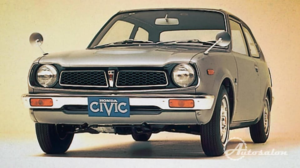 Honda Civic Gen 1