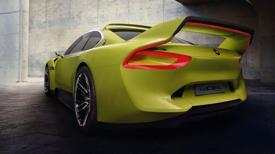 BMW 3.0 CSL Hommage - Obrázek 6
