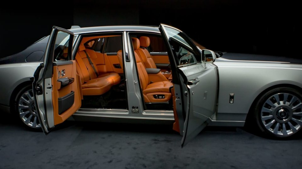 Rolls-Royce Phantom 2018 7